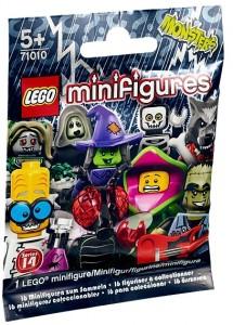 71010 LEGO Minifigures Series 14 Monsters - Toysnbricks