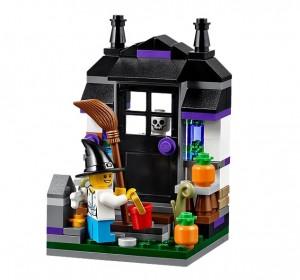LEGO 40122 Trick or Treat Seasonal Halloween 2015 Set - Toysnbricks