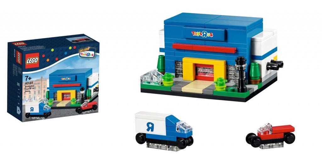 LEGO 40144 Bricktober Toys R Us Store 2015 Promo Set - Toysnbricks
