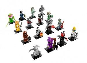 LEGO 71010 Minifigures Series 14 Monsters - Toysnbricks
