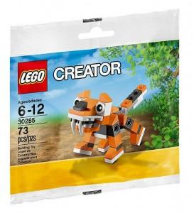 LEGO Creator Tiger 30285 Polybag Set