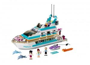 LEGO Friends 41015 Dolphin Cruiser - Toysnbricks