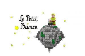 LEGO Ideas The Little Prince Potential Set colin23