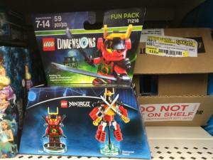 LEGO Ninjago Dimensions 71216 Nya Fun Pack