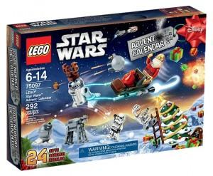 LEGO Star Wars 75079 Advent Calendar 2015 - Toysnbricks