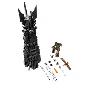 Lord of the Rings 10237 LEGO The Tower of Orthanc - Toysnbricks