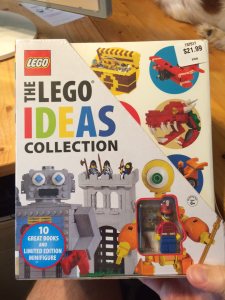 The LEGO Ideas Collection 2015 Front Cover