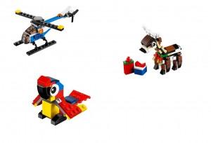 2016 LEGO Creator 30471 30472 30474 Promo Sets