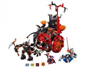 LEGO 70316 Jestro's Evil Mobile Nexo Knights Set (Pre)