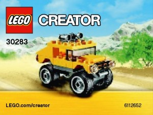 LEGO Creator 30283 Off-Road Polybag Set - Toysnbricks
