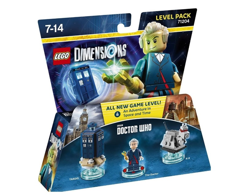 LEGO Dimensions Level Pack 71204 Doctor Who Level Pack - Toysnbricks