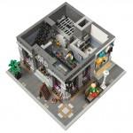 LEGO Expert Creator 10251 Brick Bank Modular Building 2016 Bottom Floor (High Resolution) - Toysnbricks