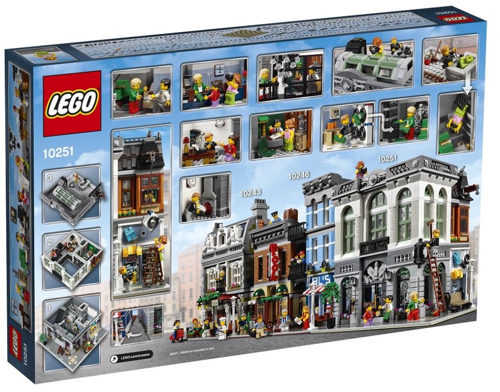 LEGO Expert Creator 10251 Brick Bank Modular Building 2016 Box Back (High Resolution)