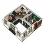 LEGO Expert Creator 10251 Brick Bank Modular Building 2016 Upper Level (High Resolution) - Toysnbricks