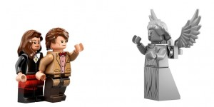 LEGO Ideas 21304 Doctor Who Set Minifigures