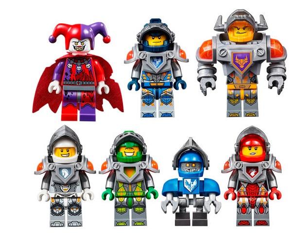Lego nexo knights мультики на русском - 21