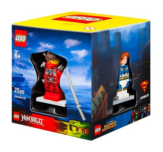 LEGO 5004077 Target Minifigure 25 Piece Cube Toy Set 2015 - Toysnbricks