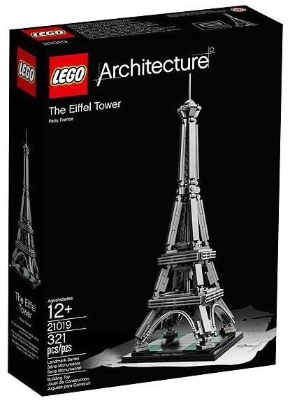 LEGO Architecture 21019 The Eiffel Tower - Toysnbricks
