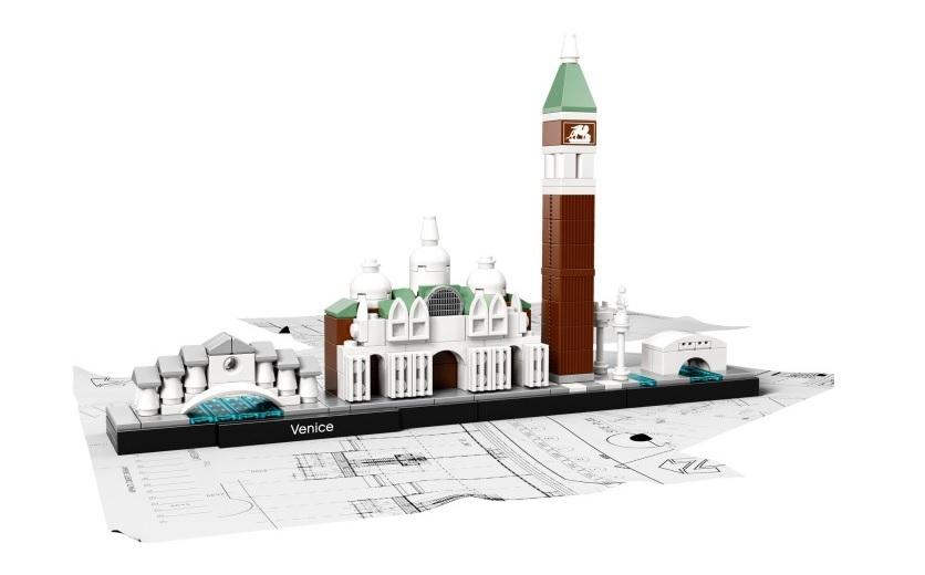 Toys n bricks lego news site sales deals reviews for Architecture venise