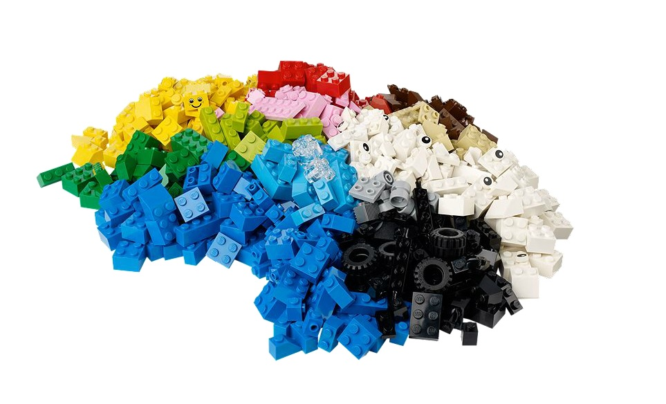 LEGO Bricks & More 10662 Creative Bucket - Toysnbricks