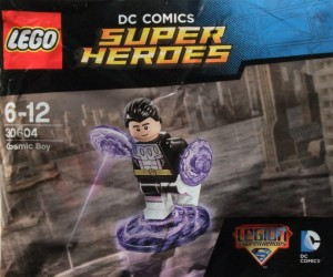LEGO DC Comics Super Heroes 30604 Cosmic Boy Minifigure Legion Set (Pre)