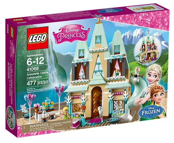 LEGO Disney Princess 41068 Arendelle Castle Celebration - Toysnbricks