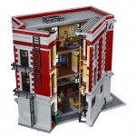 LEGO Ideas Ghostbusters Firehouse 75827 Set Closing