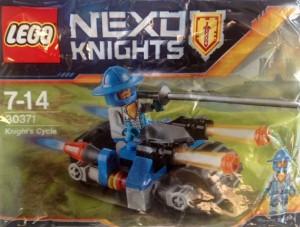 LEGO Nexo Knights Knight's Cycle 30371 (Pre)
