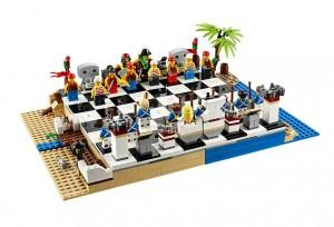 LEGO Pirates Chess Set 40158 - Toysnbricks