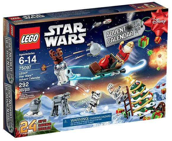 LEGO Star Wars 75097 Advent Calendar - Toysnbricks