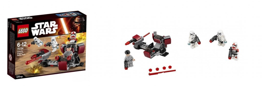 LEGO Star Wars 75134 Galactic Empire Battle Pack - Toysnbricks
