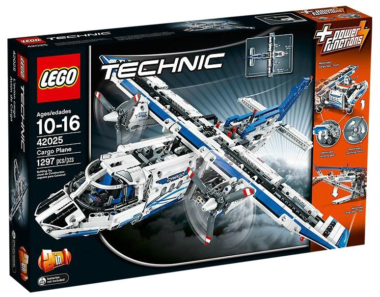 LEGO Technic 42025 Cargo Plane - Toysnbricks