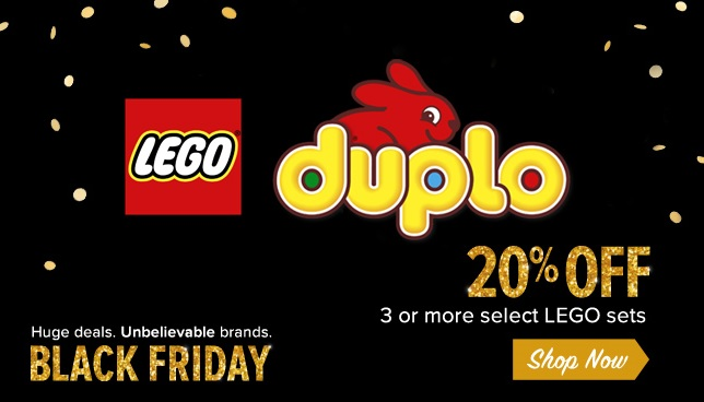 Yoyo USA 2015 LEGO Black Friday Sales & Deals