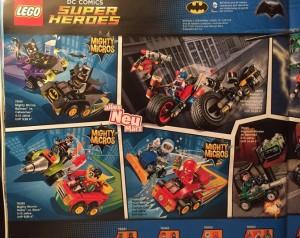 2016 DC Comics Super Heroes LEGO Sets Mighty Micro 76061 76062 76063 76050 76051 76047