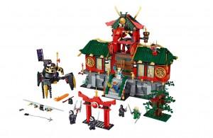 70728 LEGO Ninjago Battle for Ninjago City - Toysnbricks
