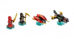 71207 LEGO Dimensions Ninjago Team Pack - Toysnbricks