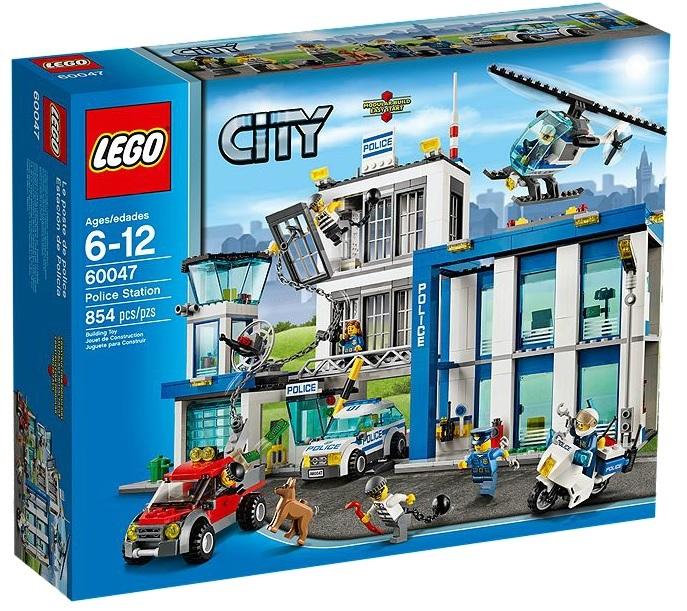 LEGO 60047 City Police Station - Toysnbricks