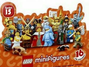 LEGO 71011 Series 15 Collectable Minifigures