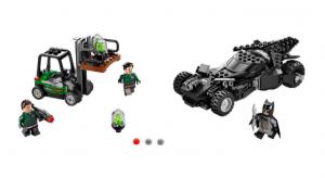 LEGO 76045 Kryptonite Interception Super Heroes DC (Pre)