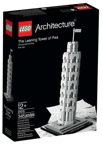 LEGO Architecture 21015 The Leaning Tower of Pisa - Toysnbricks