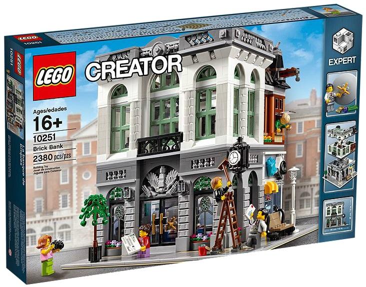 LEGO Creator Expert 10251 Brick Bank - Toysnbricks