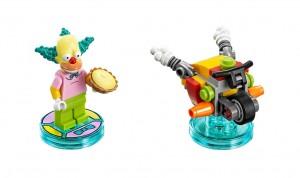 LEGO Dimensions 71227 Krusty Fun Pack - Toysnbricks