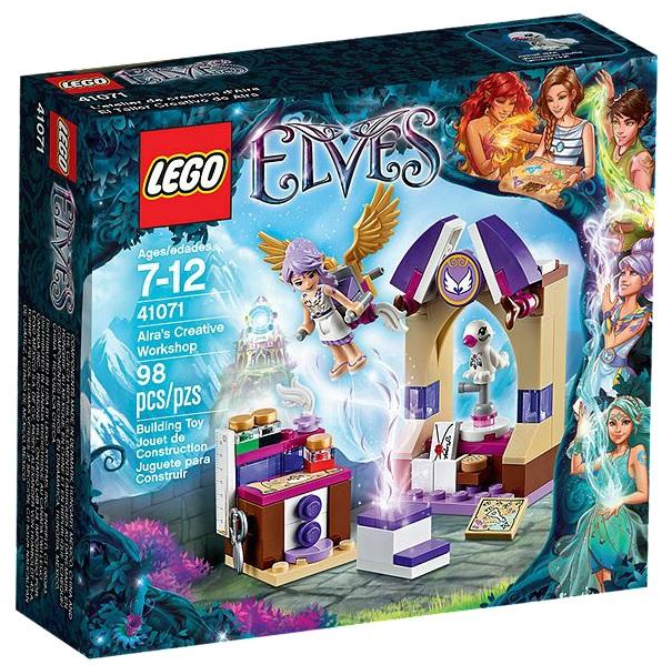 LEGO Elves 41071 Aira's Creative Workshop - Toysnbricks