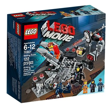 LEGO Movie 70801 Melting Room Box Art - Toysnbricks
