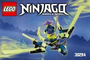 LEGO Ninjago 30294 The Cowler Dragon Polybag Set Promotion - Toysnbricks