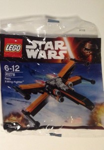 LEGO Star Wars 30278 Poe's X-Wing Fighter Polybag (Pre)