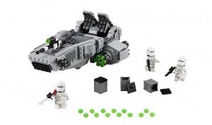 LEGO Star Wars 75100 First Order Snowspeeder - Toysnbricks