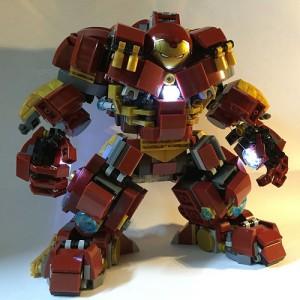 [MOC] Ironman Hulkbuster