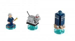 71204 LEGO DIMENSIONS Doctor Who Level Pack - Toysnbricks