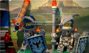 Giant Nexo Knights LEGO Figures Nuremberg International Toy Fair 2016
